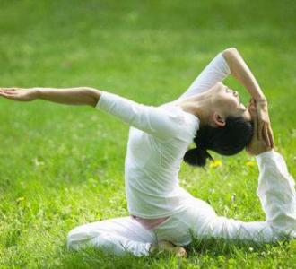 走进心灵的瑜伽教学