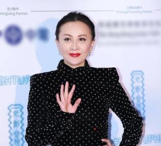 刘嘉玲否认怀孕传闻