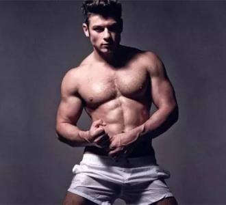 闪电联盟型男健身
