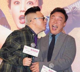 陈奕迅获导演赠吻